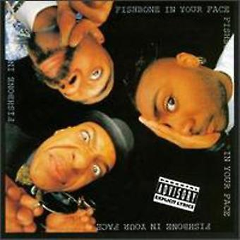 Fishbone - w imporcie z USA Your Face [CD]