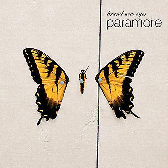 Paramore - Brand New Eyes [CD] USA importerer