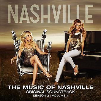 Forskellige kunstnere - musik af Nashville: sæson 2, Vol. 1 [CD] USA import