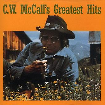 C.W. McCall - Greatest Hits [CD] USA import