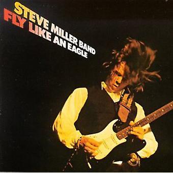Steve Miller Band - Fly Like an Eagle [CD] USA import