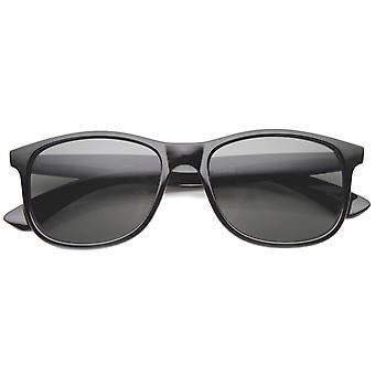 Womens hoorn omrande zonnebril met UV400 beschermd samengestelde Lens