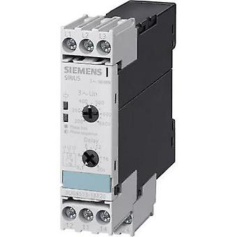 Siemens 3UG4513-1BR20 Three Phase & Mains Voltage Monitoring Relay, Analogue, DPDT-CO