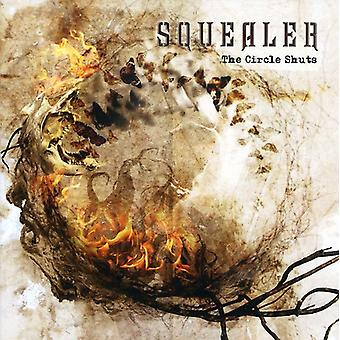 Squealer - Circle Shuts [CD] USA import