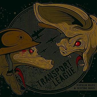 Transport League - Napalm flagermus & selvmord hunde [CD] USA importerer