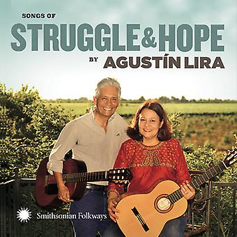 Lira, Agustin and Alma - Songs of Struggle and Hope [CD] USA import