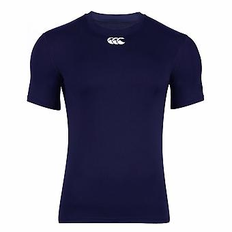 CCC baselayer cold basic ss t-shirt [navy]