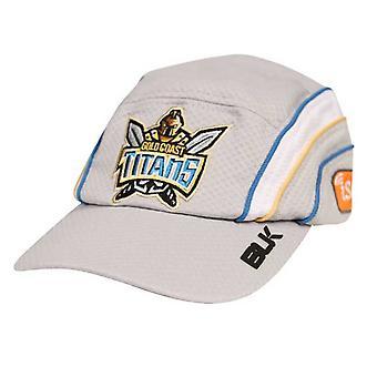 BLK Gold Coast Titans rugby cap [Grey]