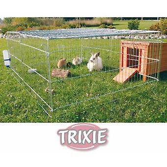 Trixie Covered enclosure 2 (Garden , Animals , Rabbits , Warren)