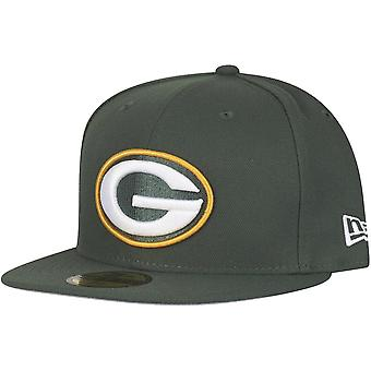 New era 59Fifty Cap - NFL ON FIELD Green Bay Packers celtic