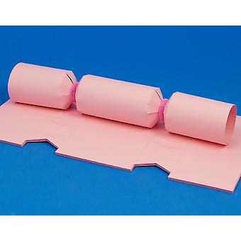 12 MINI Flamingo Pink Make & Fill Your Own Cracker Boards