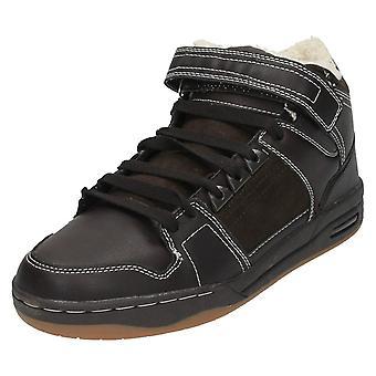 Mens MX2 Strap High-Top Boots Scott