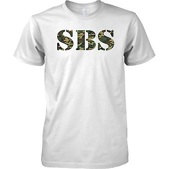 SBS - Special Boat Service - Royal Navy Special Forces - Kids T Shirt