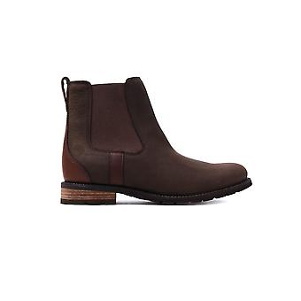Women's Wexford H2O Leather Chelsea Boots - Java