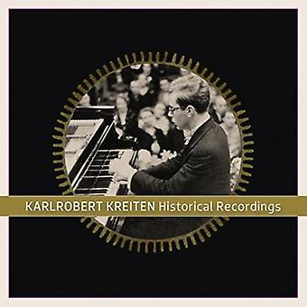 Ravel / Kreiten, Karlrobert - Ravel: historiske optagelser [CD] USA import
