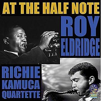 Eldridge, Roy / Kamuca, Richie - At the Half Note New York City [CD] USA import