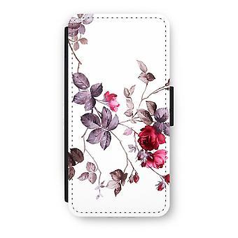 iPhone 7 Flip Case - Pretty flowers