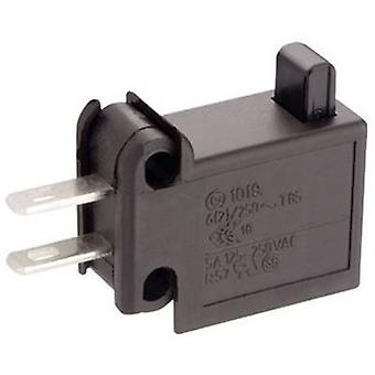 Microswitch 250 Vac 6 A 1 x Off/(On) Marquardt 101