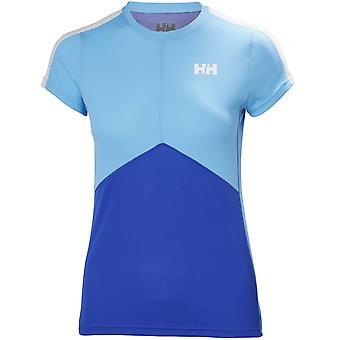 Active Lifa lumière SS Helly Hansen HH féminine - Graphite bleu
