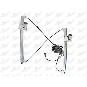 Front Right Electric Window Regulator (with motor) for SEAT INCA (6K9) 1995-2003