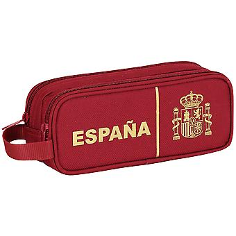Safta Spain Portatodo Doble 21X8X6 (Babies and Children , Toys , School Zone)