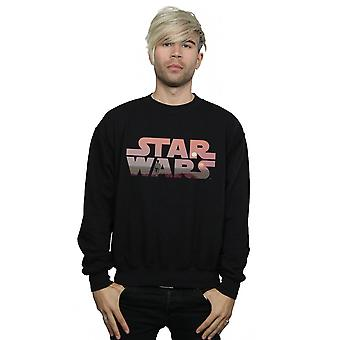 Star Wars Men's Tatooine Logo Sweatshirt