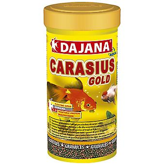 Dajana Carasius Gold Granulos 100ml (Fish , Food , Warm Water)