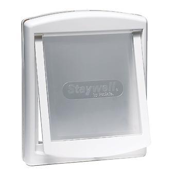 Staywell MedPet Dog Cat Door 740 White  14.8
