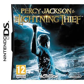 Percy Jackson en the Lightning Thief (Nintendo DS)