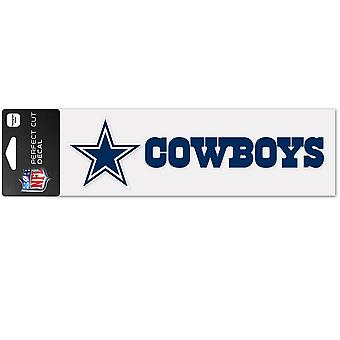 Wincraft decal 8x25cm - NFL Dallas Cowboys