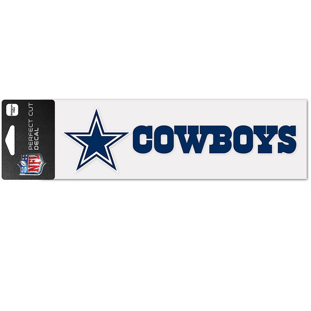 Wincraft decalque 8x25cm - NFL Dallas Cowboys