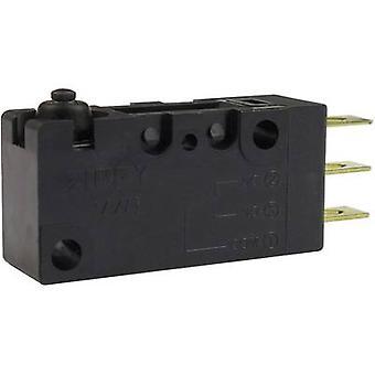 Zippy Microswitch VW1-10S0-00D3-Z 250 V AC 10 A 1 x On/(On) momentary 1 pc(s)