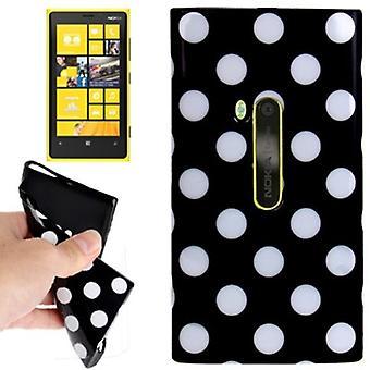 Skyddande fall TPU punkterna i fallet för mobila Nokia Lumia 920