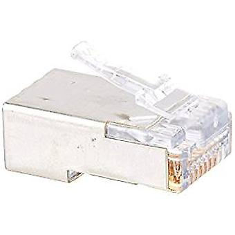 Platin Tools EZ RJ45 - Pass-thru-abgeschirmte EZ-RJ45-Stecker (1 pro Stück)