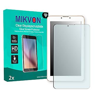 Accent Fast7 3G Screen Protector - Mikvon Clear (Retail Package with accessories)