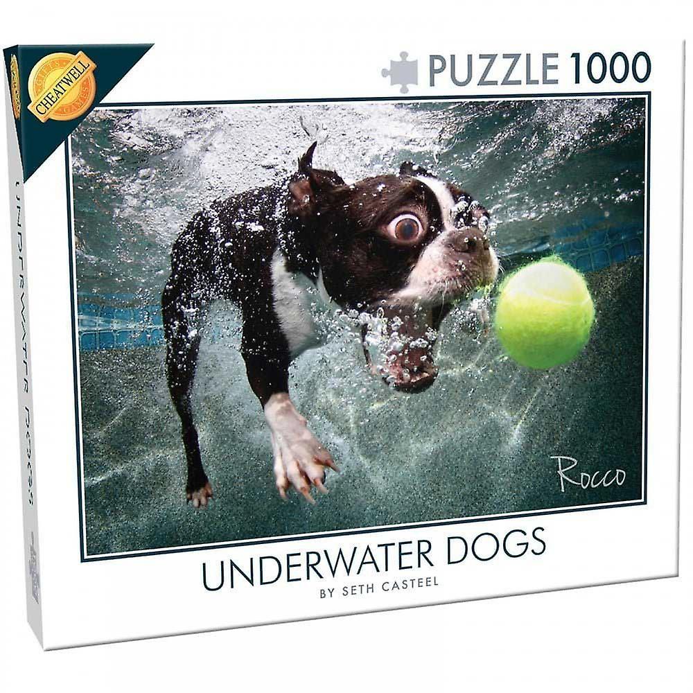 Underwater Rocco Jigsaw Puzzle (1000 Pieces)