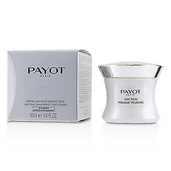 Payot Uni Skin Mousse Velours - Unifying Skin-Perfecting Cream - 50ml/1.6oz