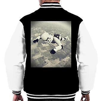Original Stormtrooper Skydiving Men's Varsity Jacket