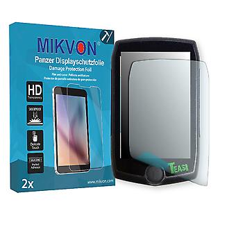 Teasi Pro Screen Protector - Mikvon Armor Screen Protector (Retail Package with accessories)