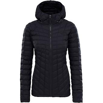 North Face Women's Thermoball Hoodie - Vaporous Grey