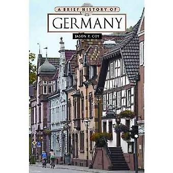 A Brief History of Germany by Jason Philip Coy - 9780816083299 Book