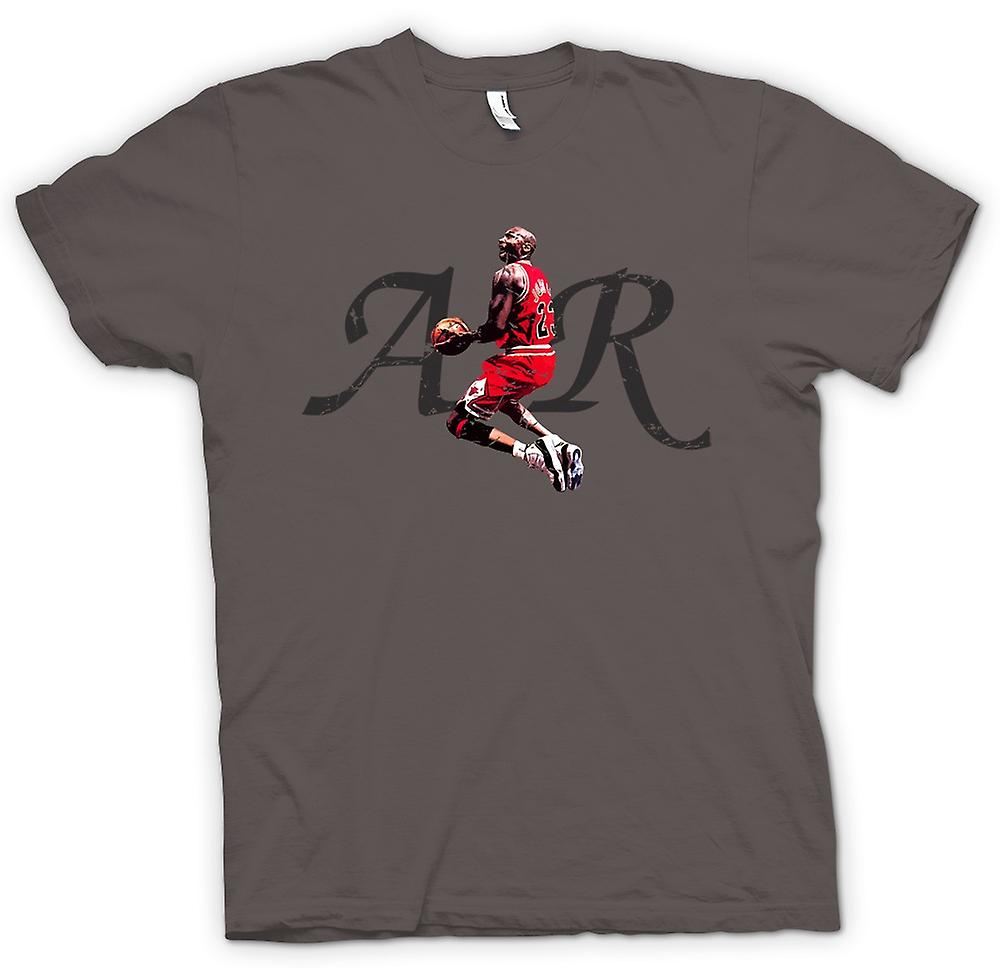 Womens T-shirt - Air Jordon - Cool Basketball