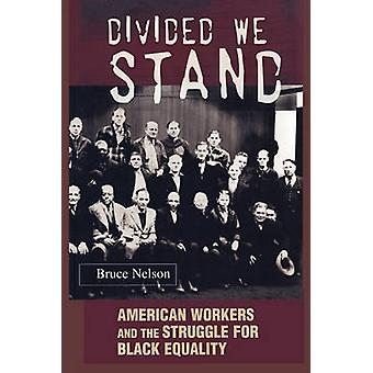 Divided We Stand - American Workers and the Struggle for Black Equalit