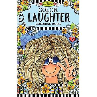 Color Laughter Coloring Book by Suzy Toronto - 9781497201606 Book