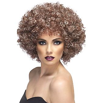 Afro wig, of course