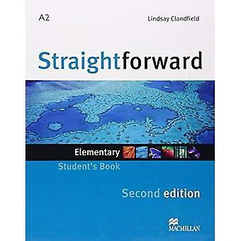 Simple deuxième édition élémentaire niveau livre de l'élève