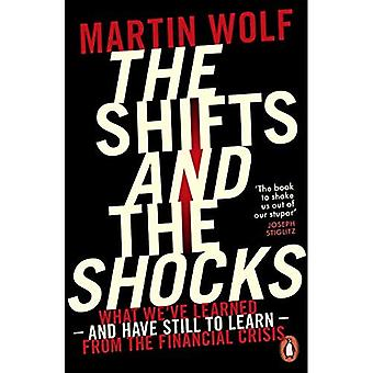 Os turnos e os choques: o que aprendemos - e tem ainda que aprender - com a crise financeira