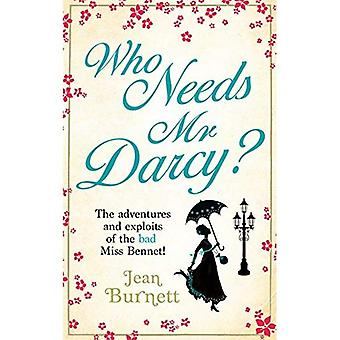 Who Needs Mr Darcy?