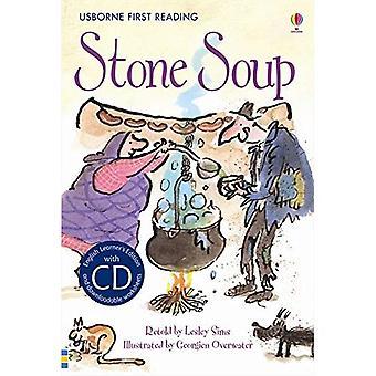 Steinsuppe (Usborne erste Lesung)
