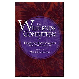 The Wilderness Condition : Essays on Environment and Civilization